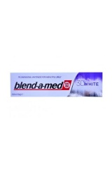 BLEND-a MED Pasta do zębów 100ml 3D WHITE  /6/
