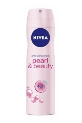 NIVEA Dezodorant DAMSKI Spray 150ml Pearl & Beauty