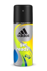 ADIDAS Dezodorant MĘSKI Spray 150ml Get ready...