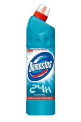 DOMESTOS Płyn do WC 1,25L Atlantic/12/