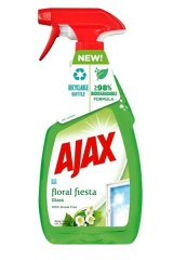 AJAX Płyn do szyb 500ml Spray Zielony