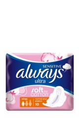 ALWAYS Podpaski Ultra Normal Plus Sensitive A10...
