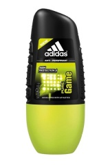 ADIDAS Dezodorant MĘSKI Roll-On 50ml Pure Game...