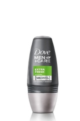 DOVE Dezodorant MĘSKI Roll-on 50ml Extra Fresh